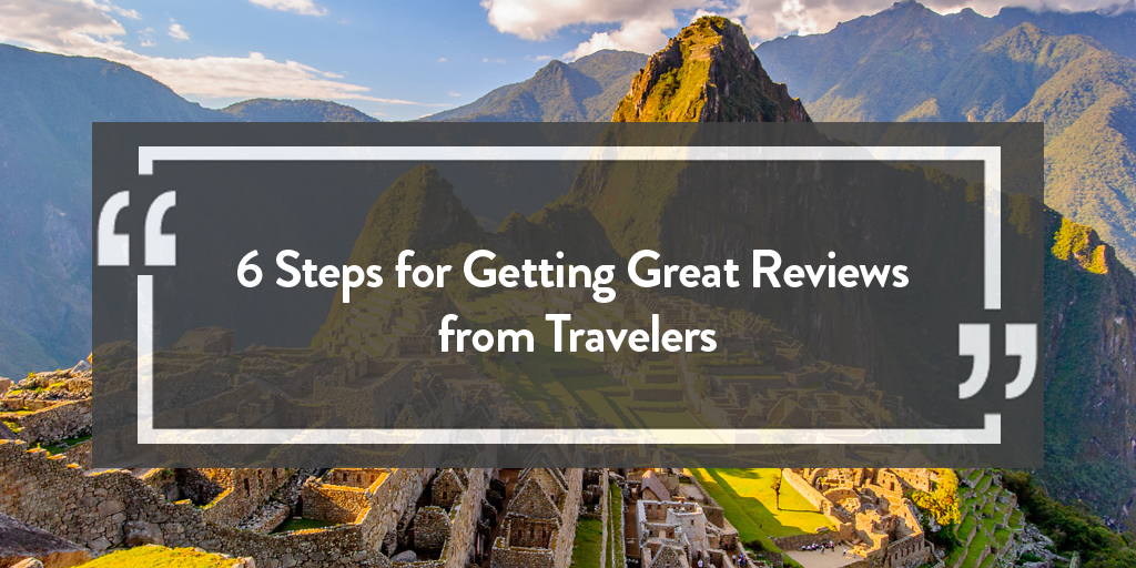 Getting Reviews from Travelers